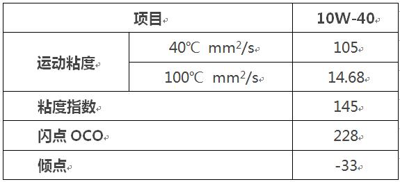 合元酯酯类合成润滑油